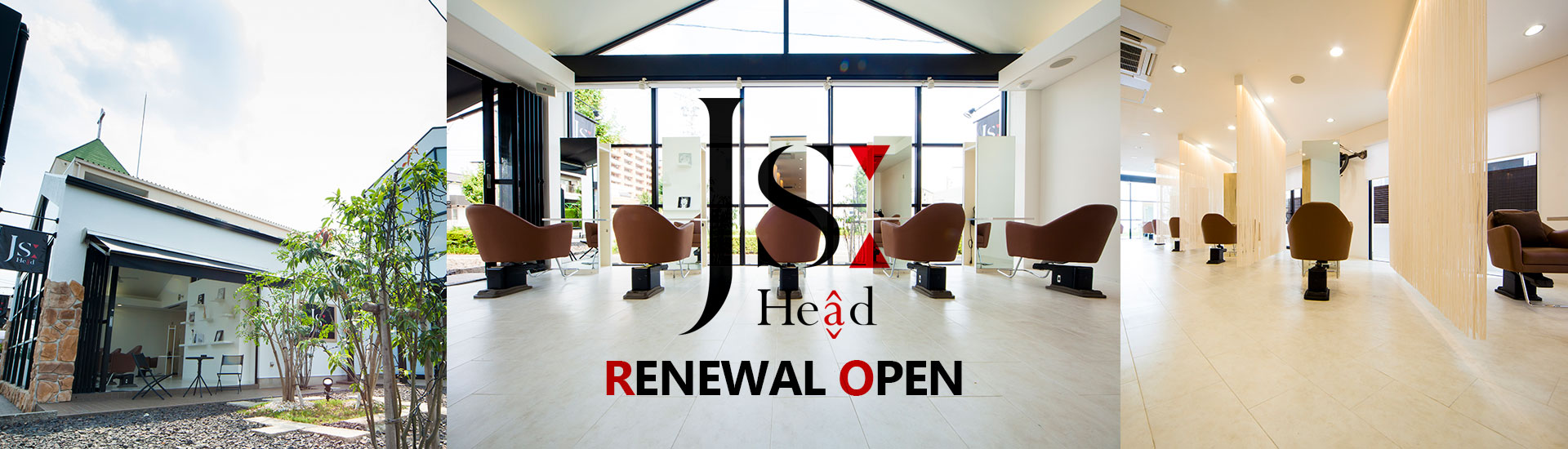 HEAD RENEWAL OPEN